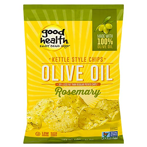 Good Health Rosemary Olive Oil Potato Chips, 5 oz ()