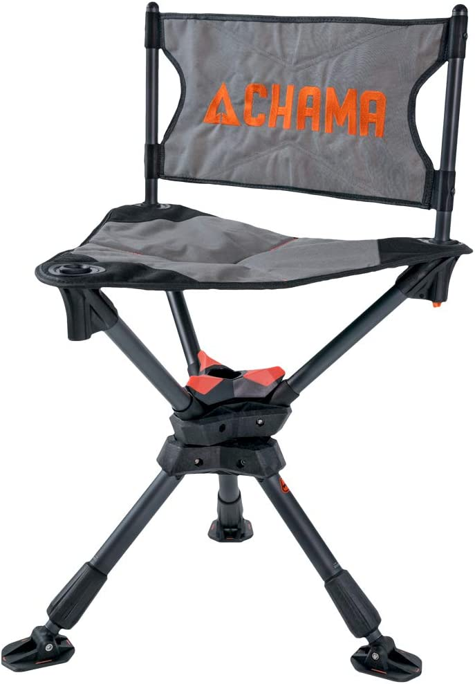 Top 10 Best Hunting chair that swivels 4