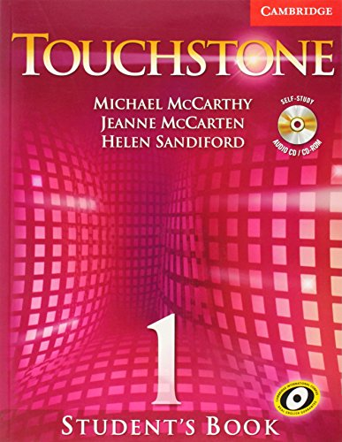 Touchstone Level 1, Student's Book (Book & CD)