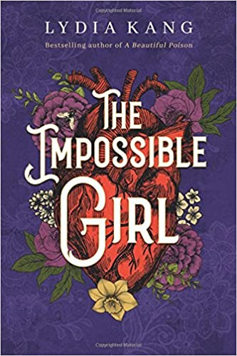 Image result for the impossible girl lydia kang