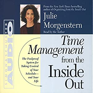 Time Management from the Inside Out Hörbuch