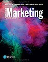 Principles of Marketing, 7th Edition Front Cover