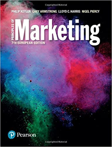 principles of marketing past exam papers level 2