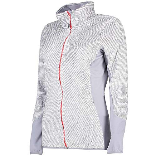 Columbia Womens Willow Falls Fleece Astral/White Stripe (X-Small UK8) (Astral Willow)