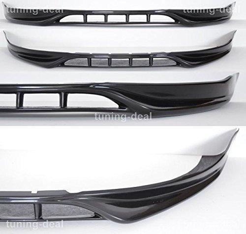 AUDI A4 Avant B7 Spoiler Delantero Aleró n S LINE labio delantero enfoque S4 tuning-deal