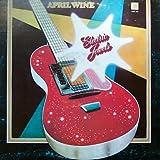 April Wine: Electric Jewels LP VG++ Canada Aquarius AQR 504