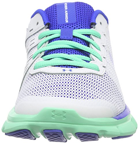 Speed Micro De W wht Blanc 100 Course Femme Chaussures Under Ua anf Weiß Swift Armour ubl G S1nHXn