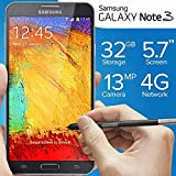 Samsung Galaxy Note 3 N9005 (32 GB, 4G LTE + Wifi, Black Gold