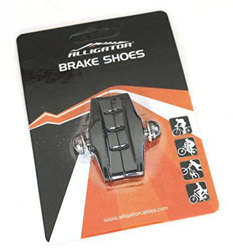 Alligator Bike Road Brake Cartridge Compatible Shoes Pads wi