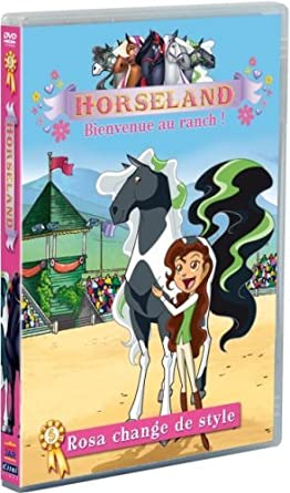Amazon Com Horseland Bienvenue Au Ranch Vol 5 Rosa
