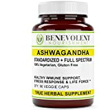 Adrenal Support Supplement with Eleuthero & Ashwagandha. Adrenal-RX Helps Best to Boost Body's Natural Resistance to Physical & Mental Stress 100% Vegetarian Gluten Free 90 Veggie Caps