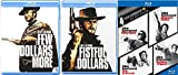 Clint Eastwood Dirty Harry Collection Blu Ray + A few more dollars Western Action Pack Movie Set Fistful of Dollars Clint Eastwood Movie Enforcer / Sudden Impact / Magnum Force