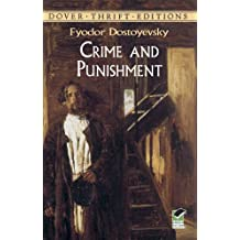 Crime and Punishment (Dover Thrift Editions)
