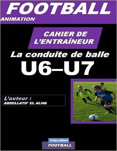 Cahier De L Entraineur De Football La Conduite De Balle