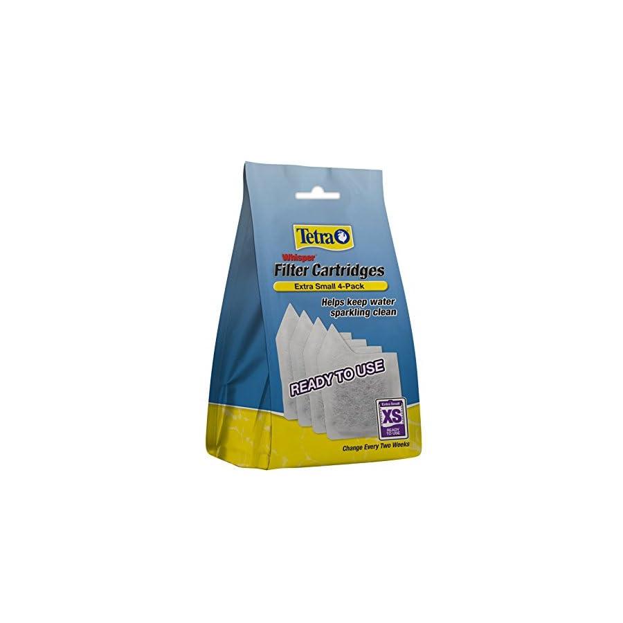 Tetra Whisper Extra Small Filter Cartridges, 4-Pack - AQ-78052 2
