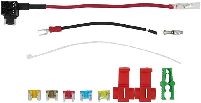 [GJFJ_338]  Amazon.com: ACC Power Plug,Mini Size Auto Fuse Box Socket,Lossless car  modification,18 kinds in 1 Kit,Car part Combination suit: Automotive   Car Fuse Box Acc      Amazon.com