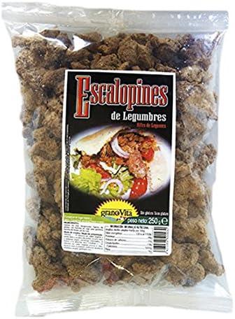 Granovita Escalopines de Legumbres - 250 gr: Amazon.es ...