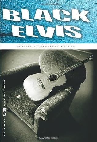 book cover of Black Elvis