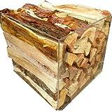 焚き木B たっぷりの容量46.9Lのダンボール箱入1箱 【産地】長野県 薪の長さ約40cm【樹種】良く燃える唐松・赤松他