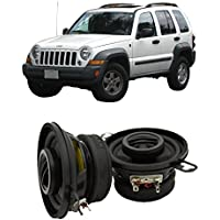 Fits Jeep Liberty 2002-2007 Front Dash Factory Replacement Harmony HA-R35 Speakers New
