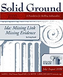 Ida: Missing Link Missing Evidence (Solid Ground)
