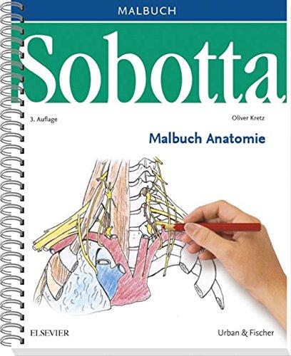 Sobotta Malbuch Anatomie: Amazon.de: Oliver Kretz: Bücher