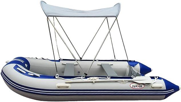 Amazon.com: Kayak inflable, 2/4/6/8 Hombre Canoa, Kayak de ...