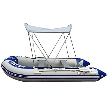 Kayak Inflable, Canoa for Hombre 2/4/6/8, Kayak de Mar con ...