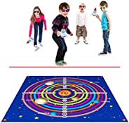 SUNSHINEMALL Great Indoor Game,Flarts Outdoor Games for Family ,Lawn Games Version of Lawn Darts Yard Games an