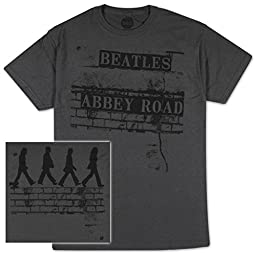The Beatles - Brick Road T-Shirt Size XXL
