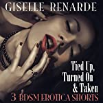 Tied Up, Turned On, and Taken: 3 BDSM Erotica Shorts | Giselle Renarde