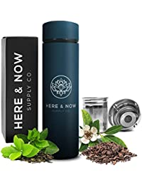 Multi-Purpose Travel Mug and Tumbler | Tea Infuser Water...