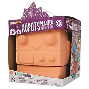 wippers ropots maceta Kit de proyecto para los niños