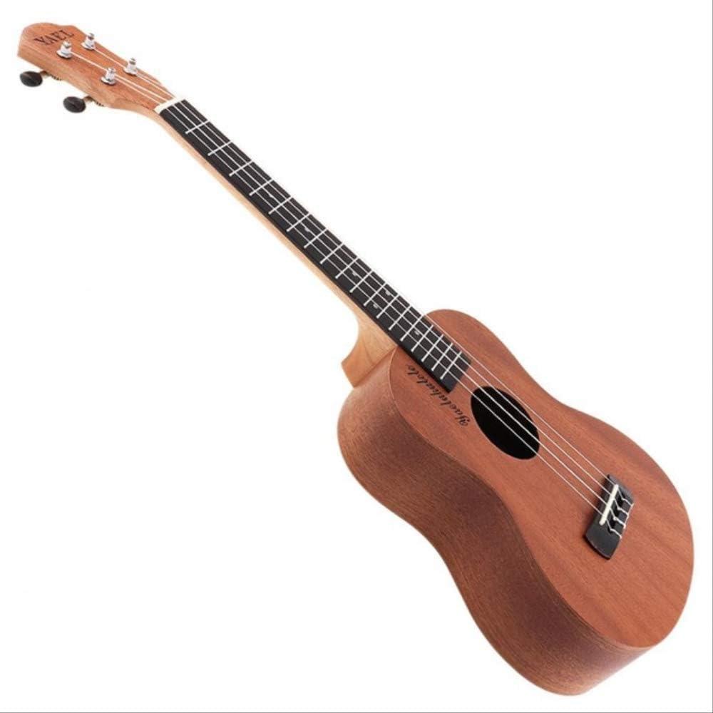 Guitarra acústica Sapele Muukuri Instrumento de guitarra hawaiana ...