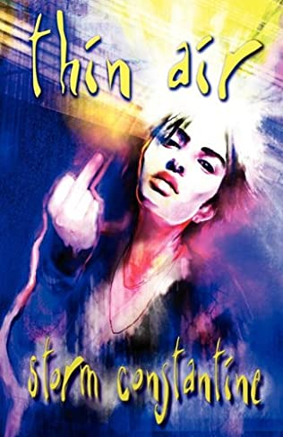 book cover of Thin Air