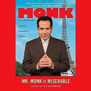 Mr. Monk is Miserable Audiobook