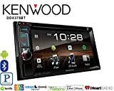 Best Kenwood Bluetooth Audio Receiver For Cars - Volunteer Audio Kenwood DDX375BT Car Stereo Double Din Review