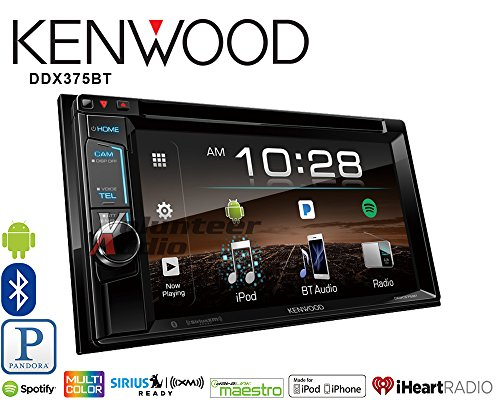Top 10 best double din car stereo kenwood touchscreen: Which is the best one in 2019?