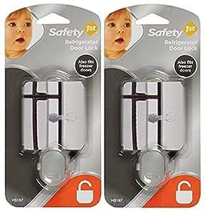 (2 Pack) - Safety 1st Refrigerator Door Lock -2 Pack-