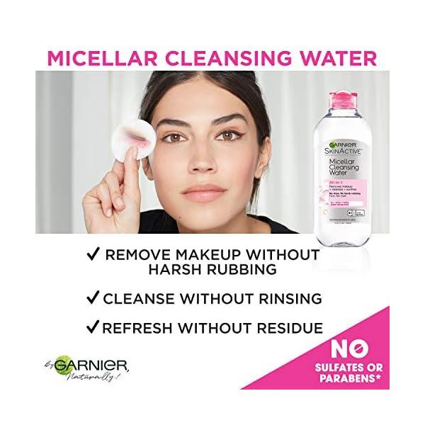 GARNIER MICELLAR CLEANSING WATER