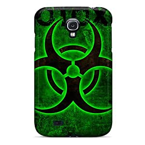 Flexible Tpu Back Case Cover For Galaxy S4 - Biotoxin1