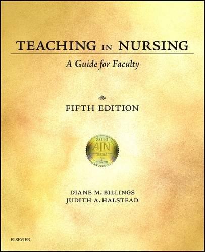Teaching In Nursing:Guide F/Faculty