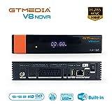 GTMEDIA V8 NOVA TV Satellite Receiver, Full HD 1080P DVB-S2 Digital TV Receiver Digital Video Broadcasting Receptor Built-in WiFi for Home Vedio