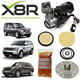 LAND ROVER RANGE ROVER SPORT 2005-2009 AIR SUSPENSION COMPRESSOR REPAIR KIT X8R40