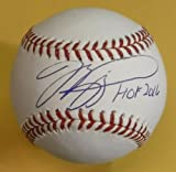 Mike Piazza Autographed New York Mets OML Baseball