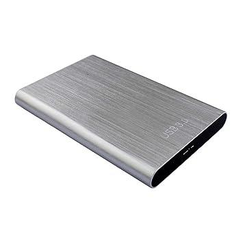 Amazon.com: Shentesel - Caja de disco duro externo de 2,5 ...