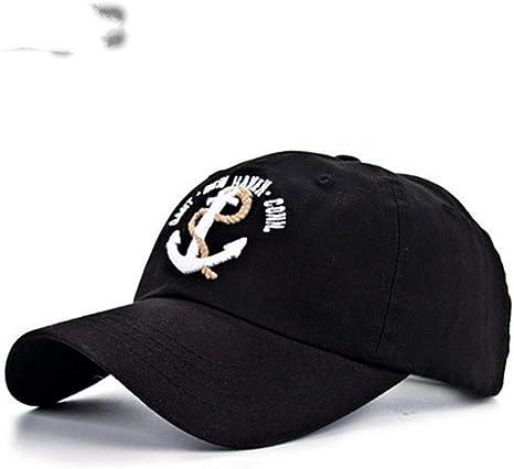 YUANBAOG Gorra para Hombre Gorras de béisbol de algodón 100 ...