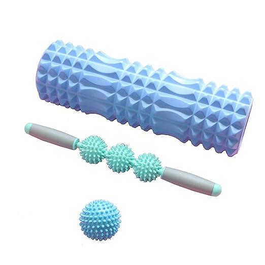 Foam Roller Rodillo de Espuma YXX masajeador de Espalda ...