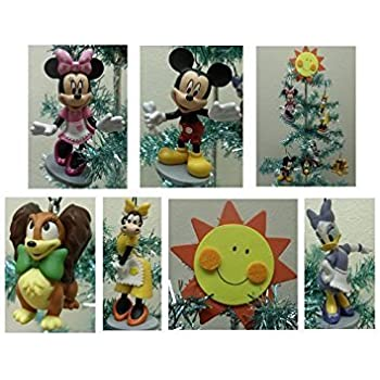 Amazon.com: Mickey Mouse Clubhouse 7 Piece Holiday ...