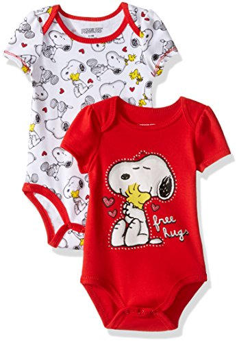 Peanuts Girls Snoopy Bodsuit Layette product image